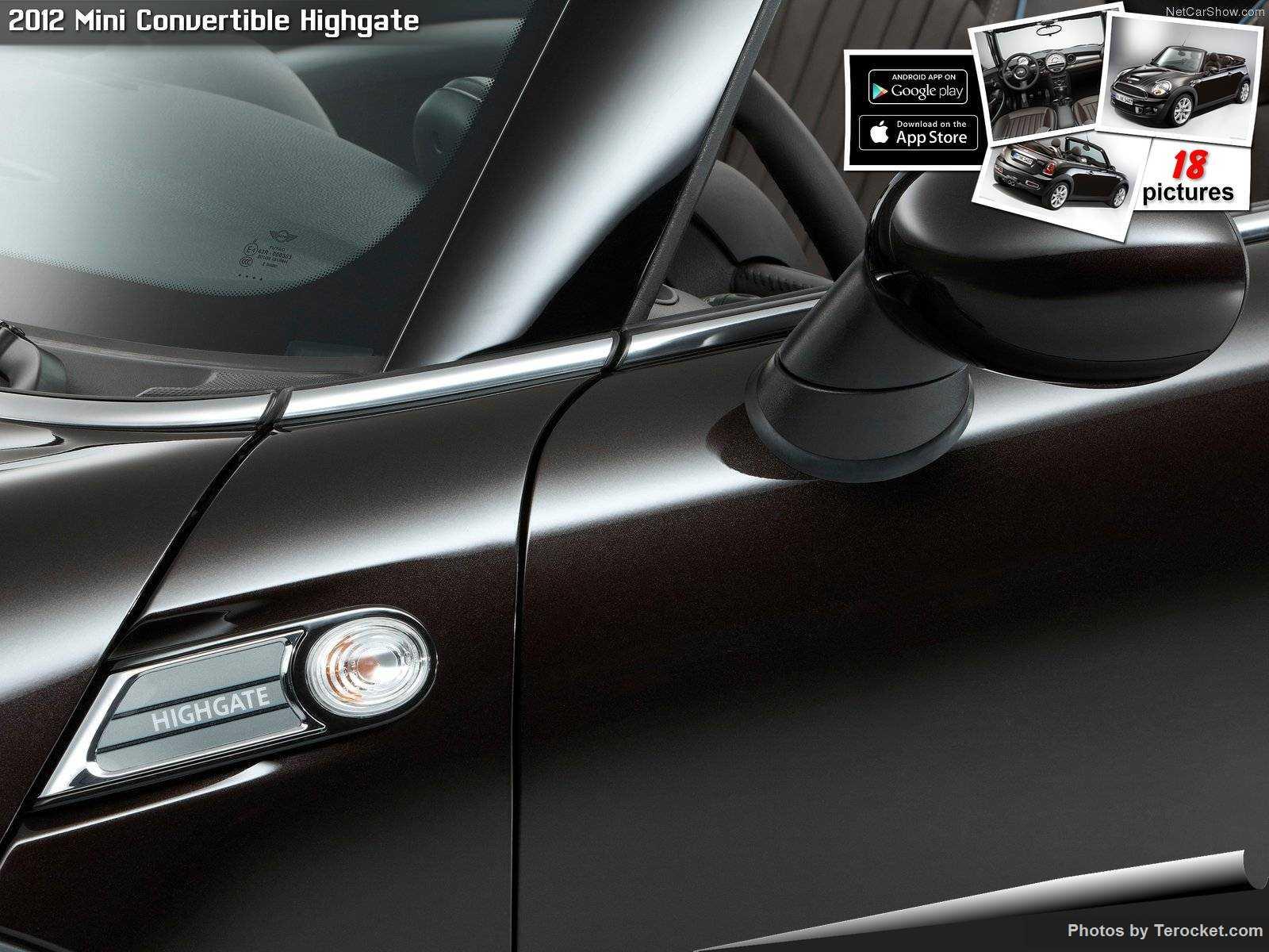 Hình ảnh xe ô tô Mini Convertible Highgate 2012 & nội ngoại thất