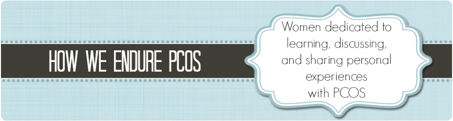Enduring Well with PCOS