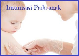 Akibat menunda imunisasi pada anak