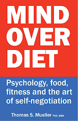 """Mind Over Diet"" now on Amazon!"