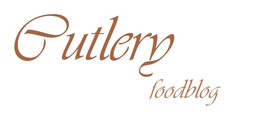 Cutlery foodblog