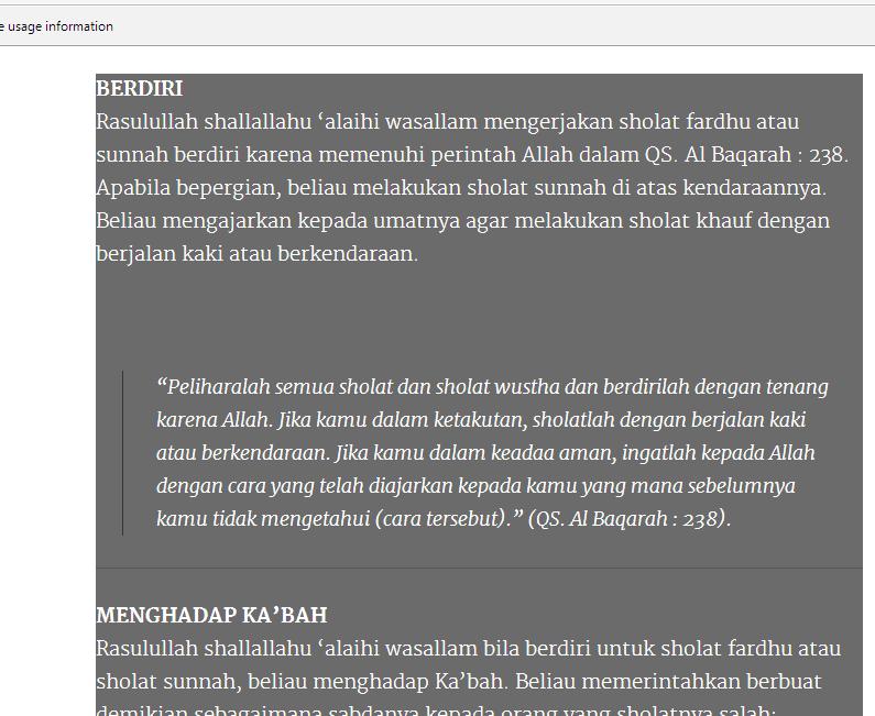 Cara Kopy Paste di Halaman Web