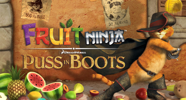 Fruit Ninja: Puss in Boots Download grátis android