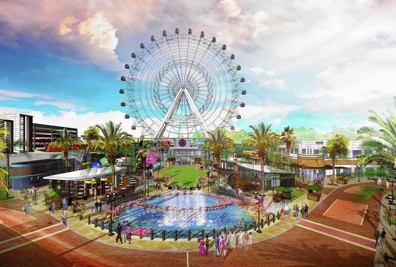 Roda gigante Orlando Eye