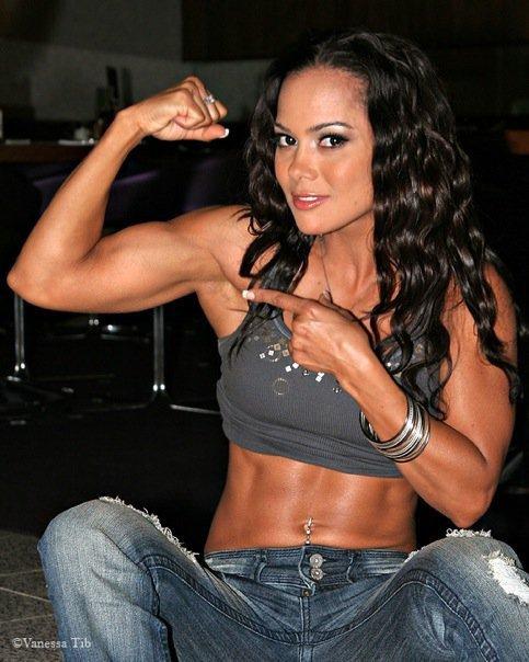 Vanessa Tib - Fitness Model