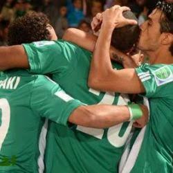 ملخص و اهداف مباراة الرجاء البيضاوي و المغرب الفاسي اليوم الاحد 4/5/2014