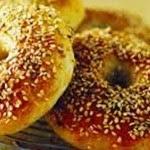 المطبخ اللبناني كعك بالدبس و السمسم