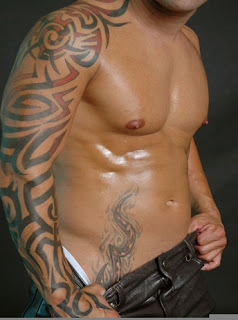 number+tattoo+designs+for+men+(4) Number tattoo designs for men