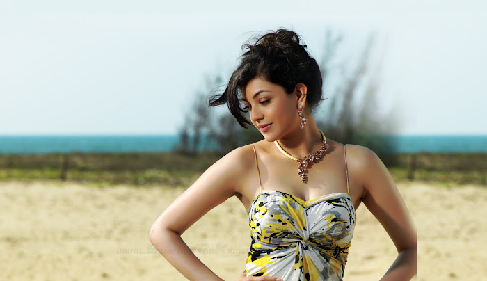 kajal agarwal hq gorgeous shoot latest photos