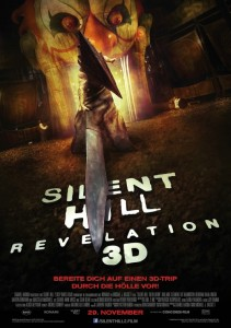 Silent Hill Revelation (2012) 720p TS 550MB Free movies