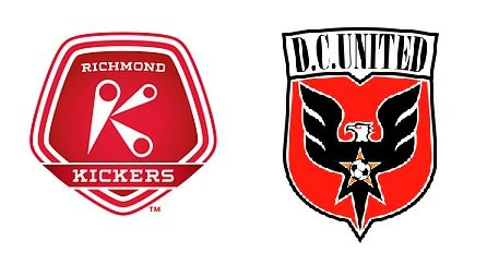RICHMOND KICKERS, D.C. UNITED ANNOUNCE LANDMARK AFFILIATION