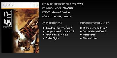 Juego Xbox Arcade Gratis en el Bazar de Argentina