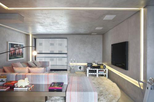 Blog luz design ilumina o sanca em led for Iluminar piso interior