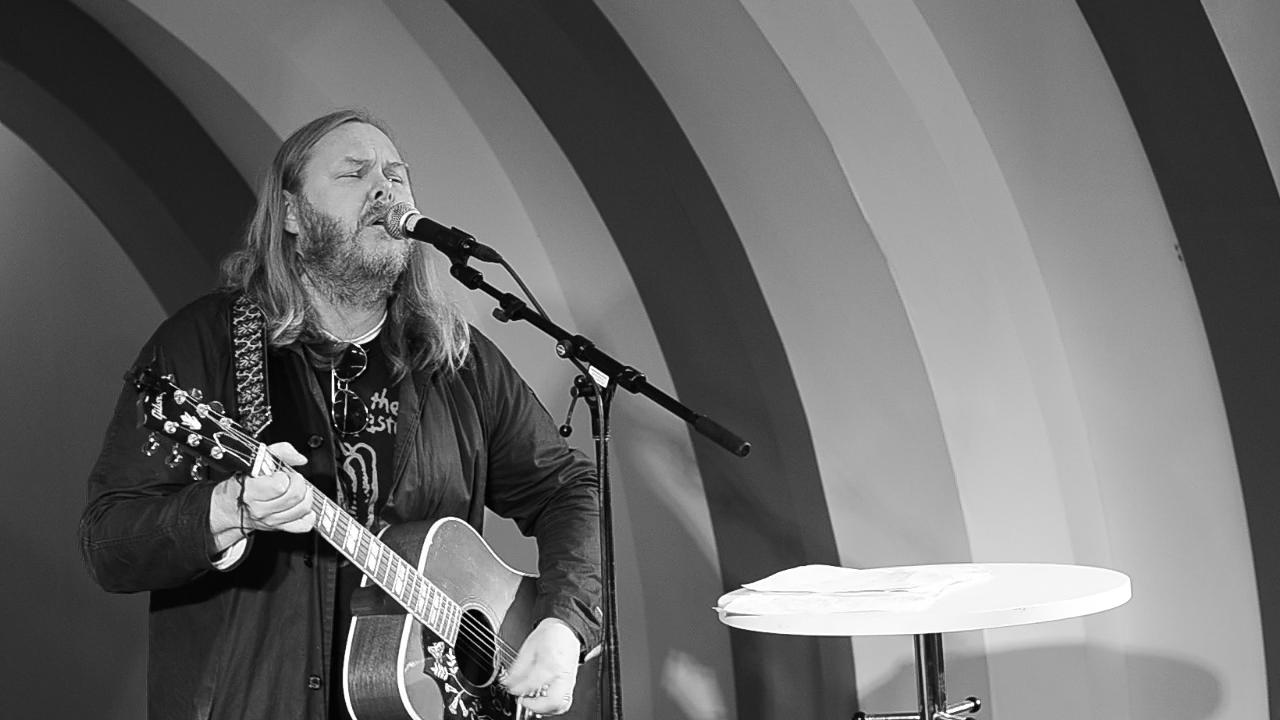 Bokmässan 2015: Mattias Alkberg