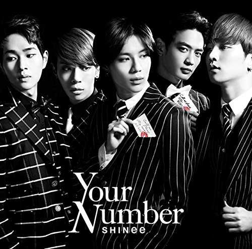 [MUSIC] SHINee – Your Number (2015.03.11/MP3/RAR)
