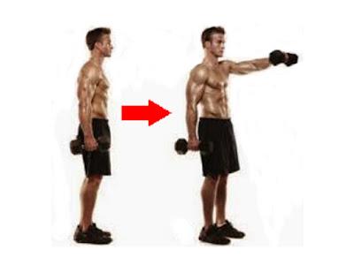 cara-membesarkan-otot-bahu
