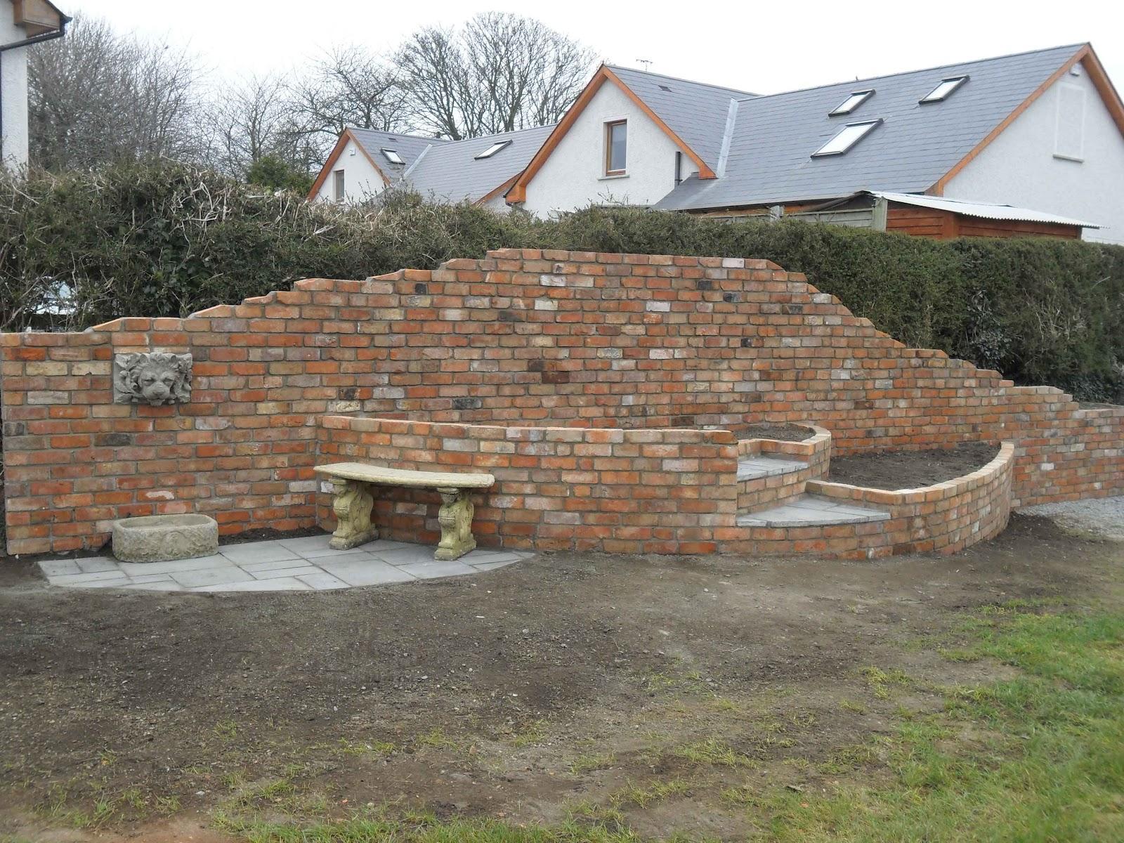 Greenart landscapes garden design construction and for Garden folly designs