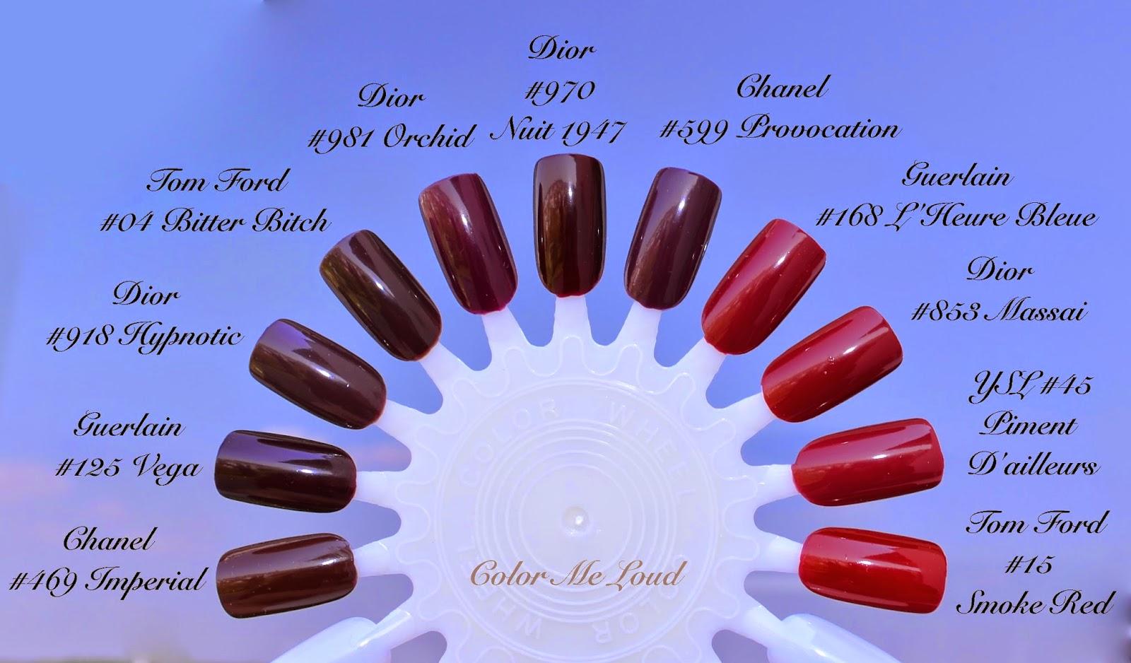 Dior Vernis #575 Wonderland, #551 Aventure, #338 Mirage ...