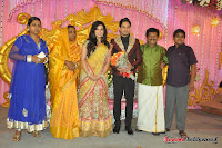 Celebraties at Actor Bharat n Jessy Wedding Reception Photos+%2528130%2529 Actor Bharath n Jessy Wedding Photos