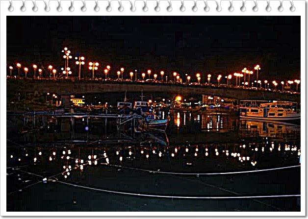 wisata malam di jembatan siti nurbaya padang