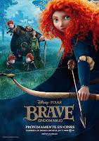 Brave (Indomable) (2012) online y gratis
