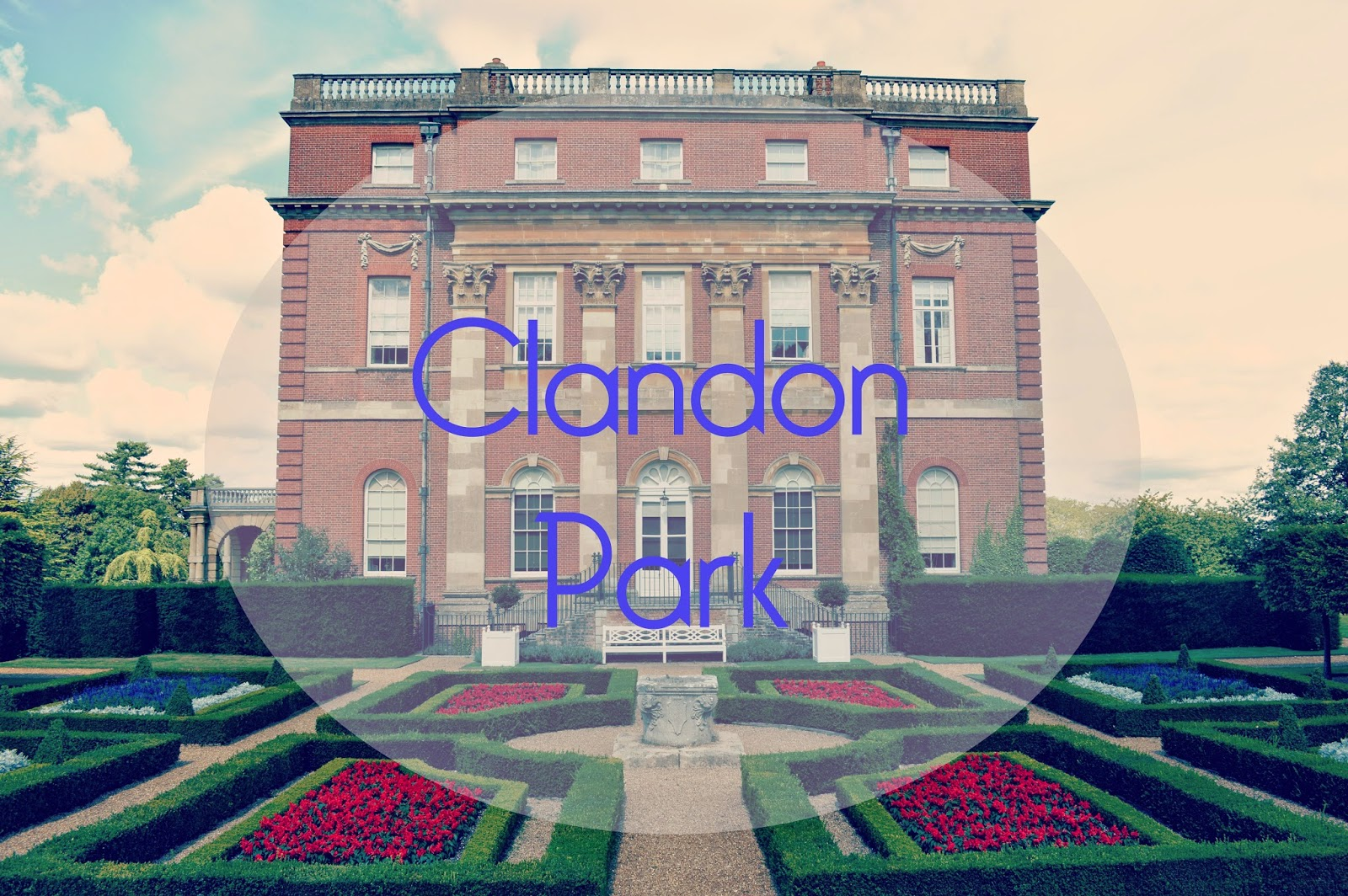 photo, photography, pictures, Clandon Park, National Trust, visit, Guilford, UK, Historical properties, Palladian architecture, Venetian style, Onslow, speaker house of commons, war hospital, gardens