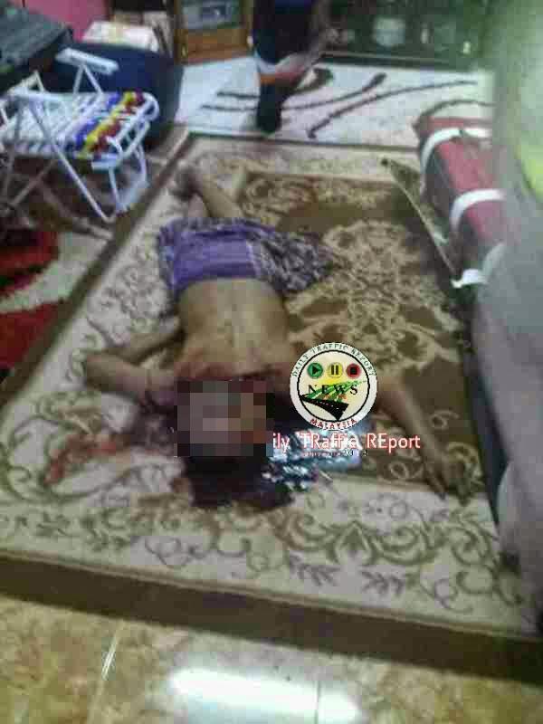 KEJAM, Pasangan Warga Emas Di Bunuh Di Kuala Ketil