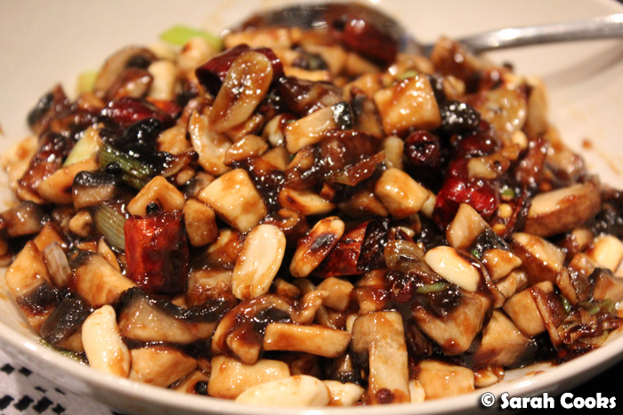Gung Bao Chicken Recipes — Dishmaps