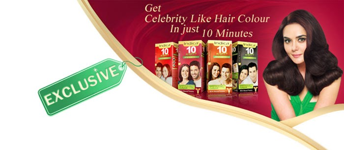 FREE Sample Pack Of Indica 10 Minutes Hair Colour