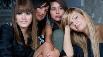 what-women-talk-about - What She Tells Her Girlfriends