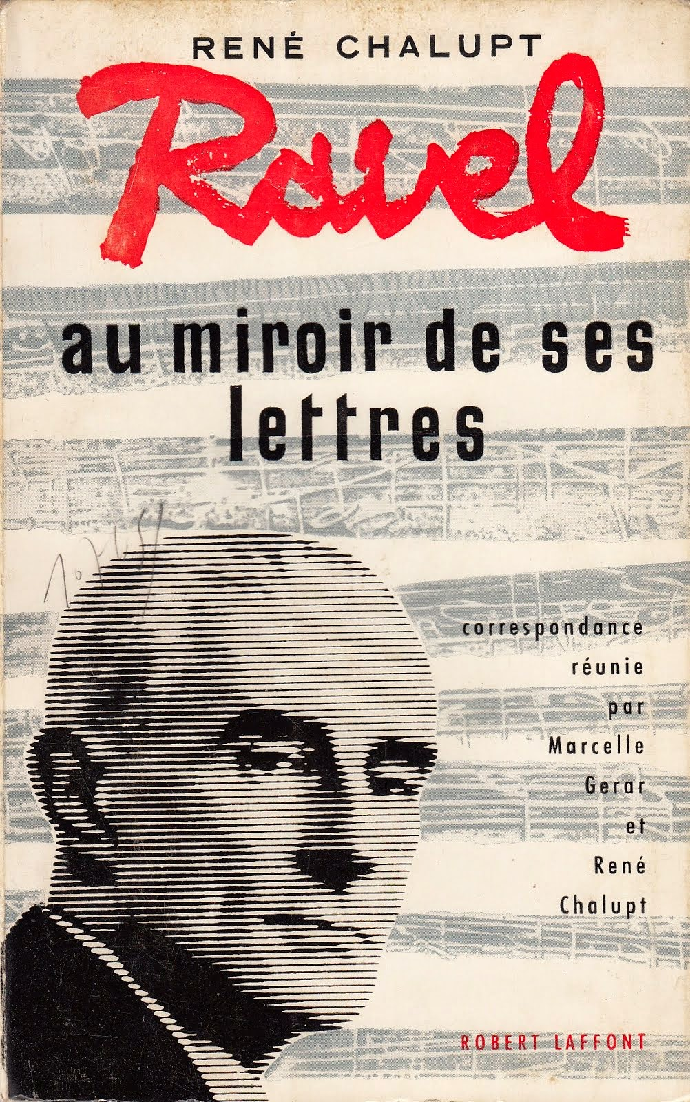 René Chalupt et Marcelle Gerar 1956 (épuisé)