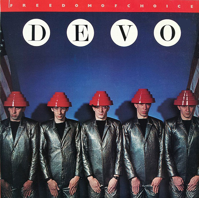 Freedom Album as Devo Album Freedom of