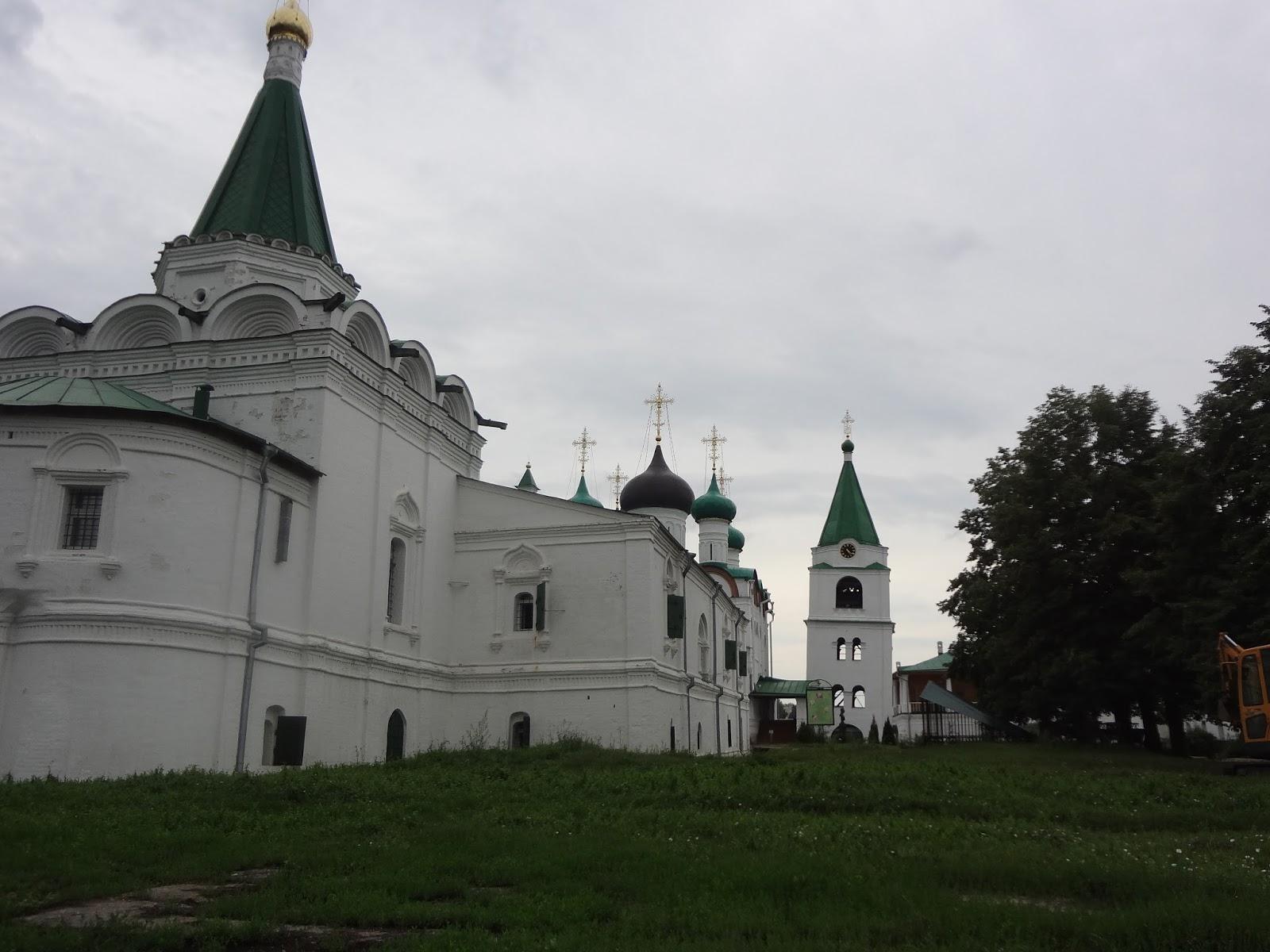 Секс в русских монастырях 7 фотография