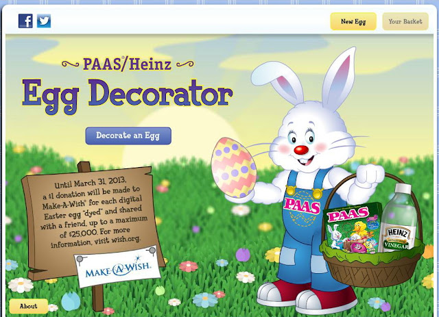 Paas Egg Decorator