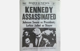 New York Daily News edition from November 23, 1963