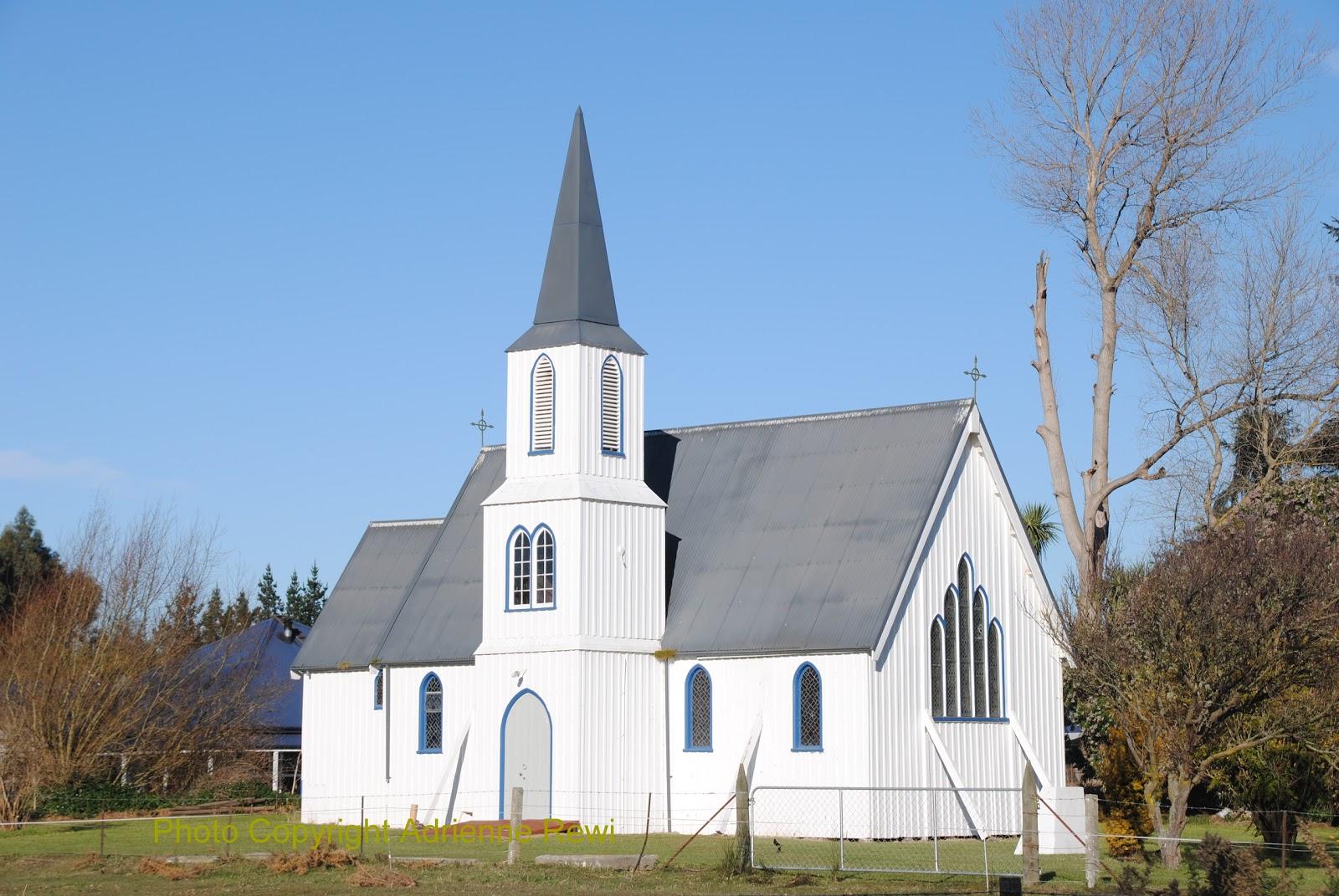 Labels st stephens church tuahiwi marae
