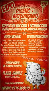Expo Diseño y Arte Urbano Toluca 2011