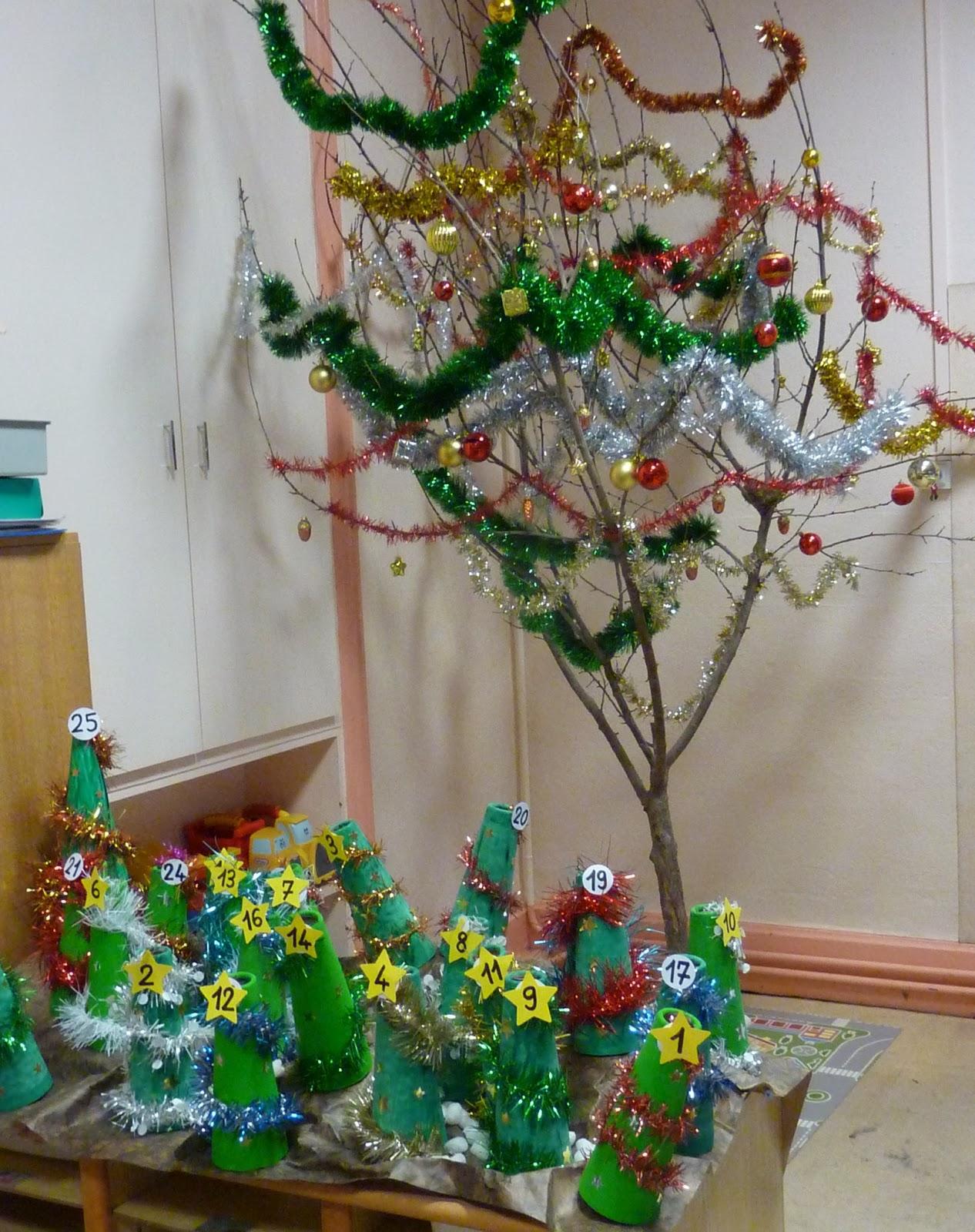 #1F692B Ecole Ste Marie: Les TPS PS MS Préparent Noël 6075 décoration de noel tps/ps 1266x1600 px @ aertt.com