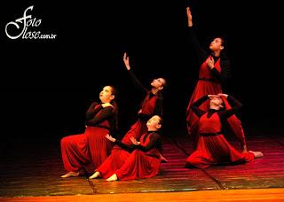 Dicas: A Dança Espontânea