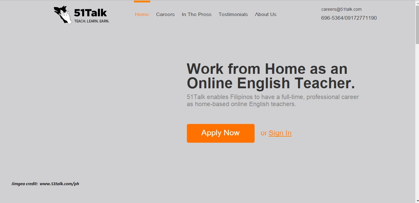 Contemporary Online English Tutorial Jobs Home Based Model - Home ...