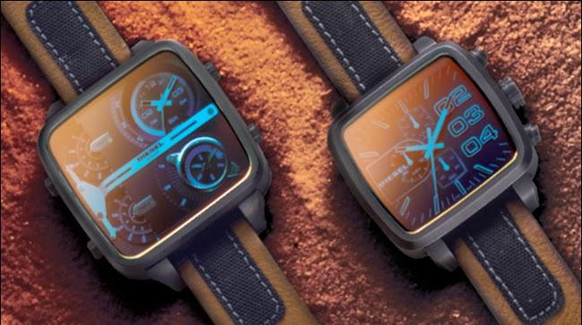 relojes diesel de la coleccion otoño 2013