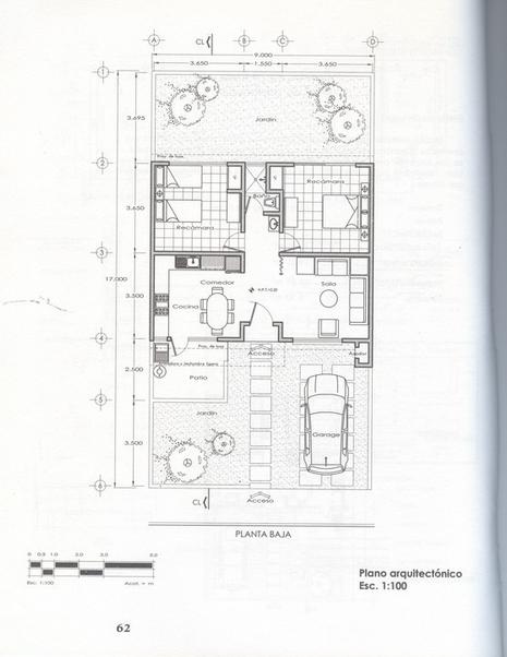 Worksheet. Anlisis de planos de casa habitacin de acuerdo al reglamento de