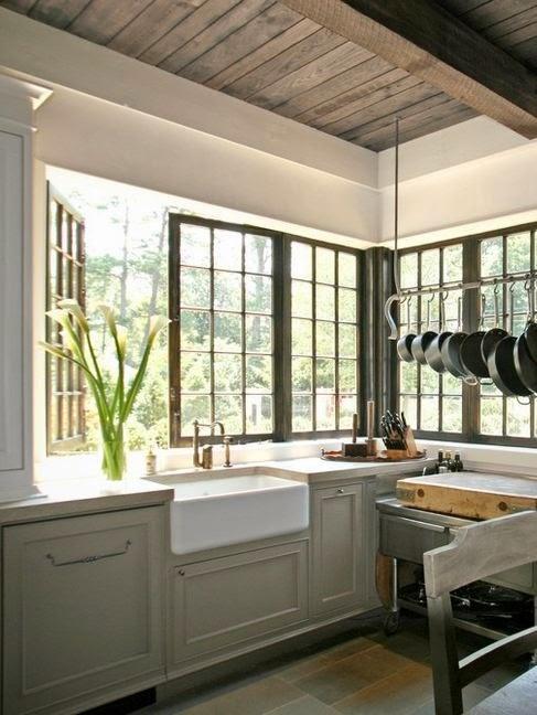Redirecting - Corner windows in kitchen ...