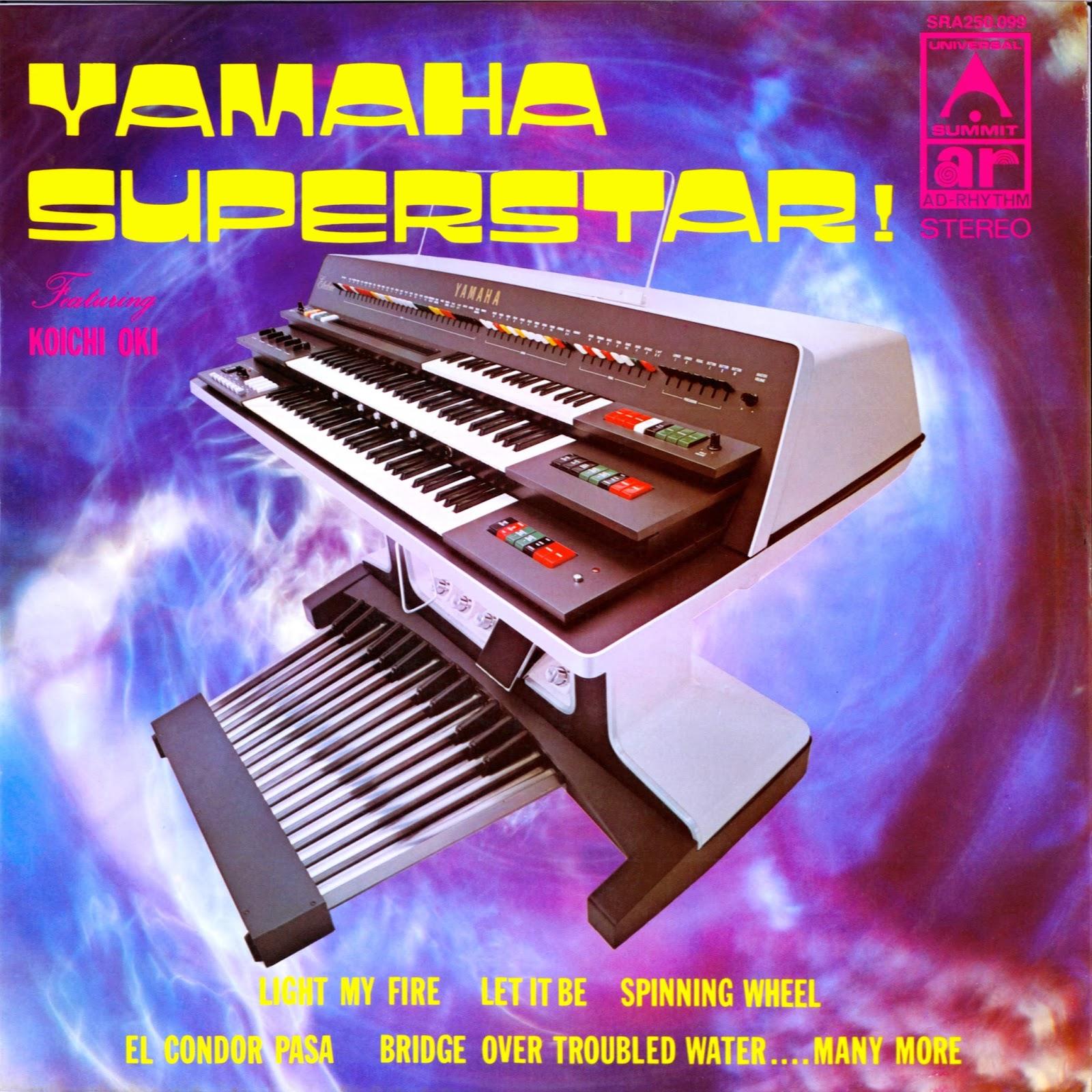 Koichi Oki Yamaha Superstar