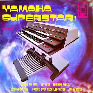 Yamaha Superstar - Koichi Oki