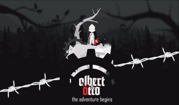 Albert & Otto. Plataformas, oscuridad y conejos de peluche