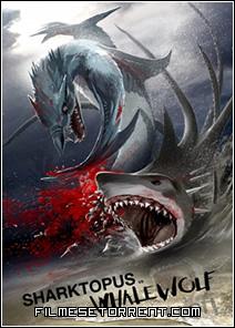Sharktopus vs. Whalewolf Torrent Legendado