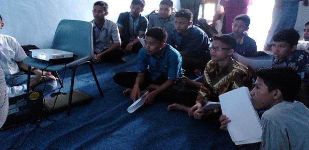 Catatan Harian Seorang Guru, Bang Syaiha, Penderita polio, http://bang-syaiha.blogspot.co.id/