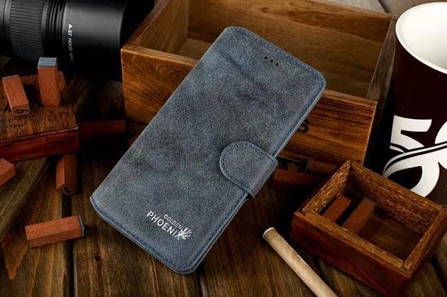 เคส Note 4 พร้อมส่ง 120014 สีน้ำเงิน