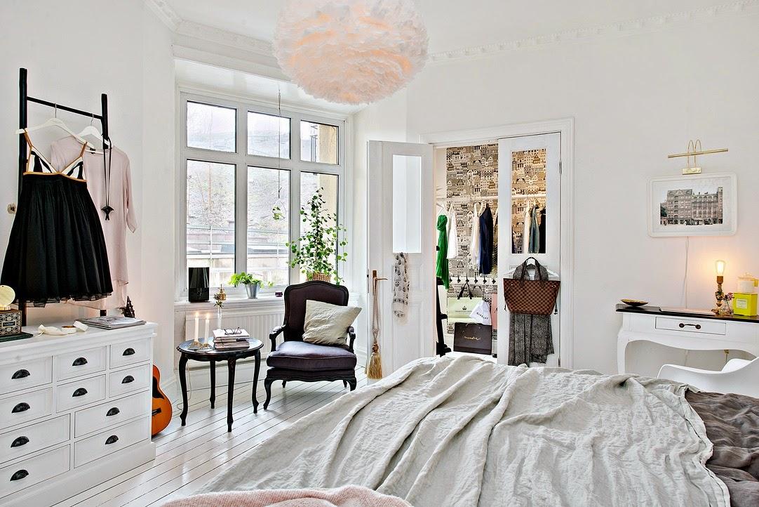 Apartamento nórdico lleno de luz | DEF Deco - Decorar en familia9